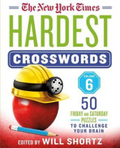 The New York Times Hardest Crosswords Volume 6 av The New York Times (Heftet)
