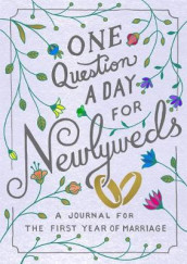 One Question a Day for Newlyweds av Aimee Chase (Heftet)