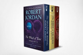 Wheel of Time Premium Boxed Set II av Robert Jordan (Blandet mediaprodukt)