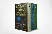 Wheel of Time Premium Boxed Set IV av Robert Jordan (Blandet mediaprodukt)