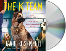 The K Team av David Rosenfelt (Lydbok-CD)