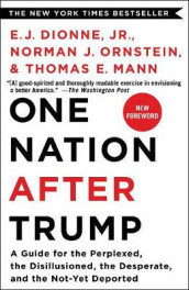 One Nation After Trump av E. J. Dionne, Jr, E. J. Dionne Jr, E. J. Dionne Jr., Thomas E. Mann og Norman J. Ornstein (Heftet)