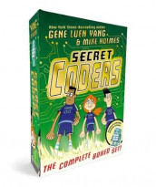 Secret Coders av Gene Luen Yang (Samlepakke)