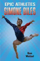 Omslag - Epic Athletes: Simone Biles