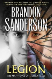 Legion: The Many Lives of Stephen Leeds av Brandon Sanderson (Innbundet)