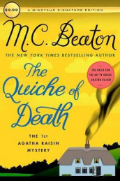 The Quiche of Death av M C Beaton (Heftet)