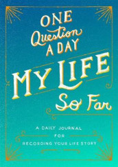 One Question a Day: My Life So Far av Aimee Chase (Heftet)
