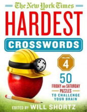 The New York Times Hardest Crosswords Volume 4 av The New York Times (Heftet)