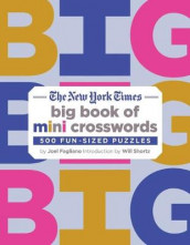 The New York Times Big Book of Mini Crosswords av Joel Fagliano og The New York Times (Heftet)