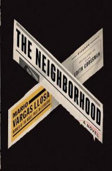 The Neighborhood av Mario Vargas Llosa (Heftet)