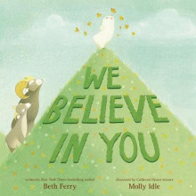We Believe in You av Beth Ferry (Innbundet)