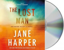 The Lost Man av Jane Harper (Lydbok-CD)
