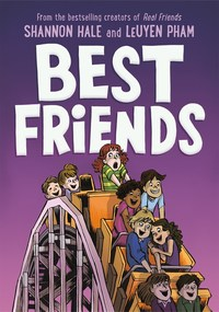 Best Friends av Shannon Hale (Heftet)