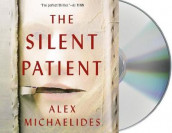 The Silent Patient av Alex Michaelides (Lydbok-CD)