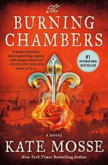 The Burning Chambers av Kate Mosse (Heftet)