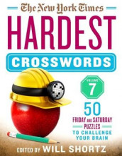 The New York Times Hardest Crosswords Volume 7 av The New York Times (Heftet)