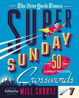 Omslag - The New York Times Super Sunday Crosswords Volume 7