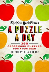The New York Times a Puzzle a Day av The New York Times (Heftet)