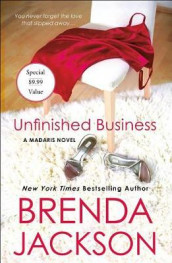 Unfinished Business av Brenda Jackson (Heftet)