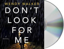 Don't Look for Me av Wendy Walker (Lydbok-CD)