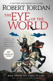 The Eye of the World av Robert Jordan (Innbundet)