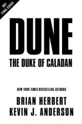 Omslag - Dune: The Duke of Caladan