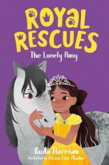 Omslag - Royal Rescues #4: The Lonely Pony