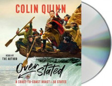 Overstated av Colin Quinn (Lydbok-CD)