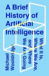 Omslag - A Brief History of Artificial Intelligence