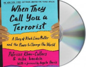 When They Call You a Terrorist (Young Adult Edition) av Asha Bandele og Patrisse Khan-Cullors (Lydbok-CD)