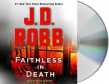 Faithless in Death av J D Robb (Lydbok-CD)