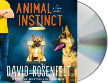 Animal Instinct av David Rosenfelt (Lydbok-CD)