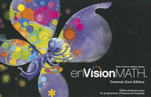 French Envision Math Student Edition Grade 1 (Innbundet)