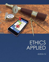 Omslag - Ethics Applied