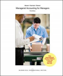Managerial Accounting for Managers av Eric W. Noreen, Peter C. Brewer og Ray H. Garrison (Heftet)