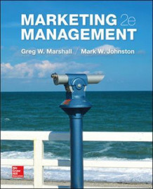 Marketing Management (Int'l Ed) av Greg Marshall og Mark Johnston (Innbundet)