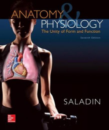 Anatomy & Physiology: A Unity of Form & Function with Connect Plus Access Card av Kenneth Saladin (Bok uspesifisert)