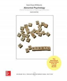 Abnormal Psychology: Clinical Perspectives on Psychological Disorders av Susan Krauss Whitbourne (Heftet)