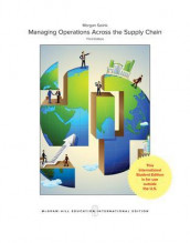 Managing Operations Across the Supply Chain av M. Bixby Cooper, Janet L. Hartley, Steven Melnyk og Morgan Swink (Heftet)