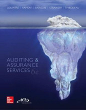 Auditing & Assurance Services with Connect Plus Access Code av Timothy Louwers, Dr Robert Ramsay, David Sinason, Jerry Strawser og Jay Thibodeau (Innbundet)