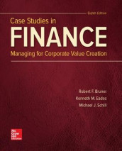 Case Studies in Finance av Robert F. Bruner (Innbundet)