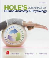 Omslag - Hole's Essentials of Human Anatomy & Physiology