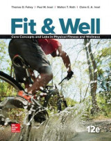 Omslag - Fit & Well: Core Concepts and Labs in Physical Fitness and Wellness, Loose Leaf Edition