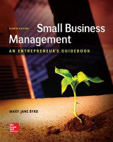 Omslag - Small Business Management: An Entrepreneur's Guidebook
