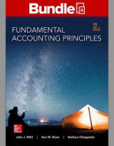 Omslag - Loose Leaf for Fundamentals of Accounting Principles and Connect Access Card