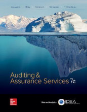 Auditing & Assurance Services av Allen Blay, Timothy Louwers, David Sinason, Jerry Strawser og Jay Thibodeau (Innbundet)