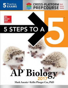 5 Steps to a 5: AP Biology 2017 Cross-Platform Prep Course av Mark Anestis og Kellie Ploeger Cox (Heftet)