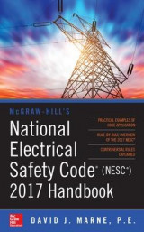 Omslag - McGraw-Hill's National Electrical Safety Code 2017 Handbook