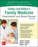 Omslag - Graber and Wilbur's Family Medicine Examination and Board Review