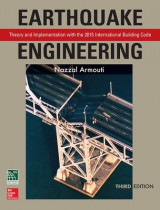 Omslag - Earthquake Engineering: Theory and Implementation with the 2015 International Building Code